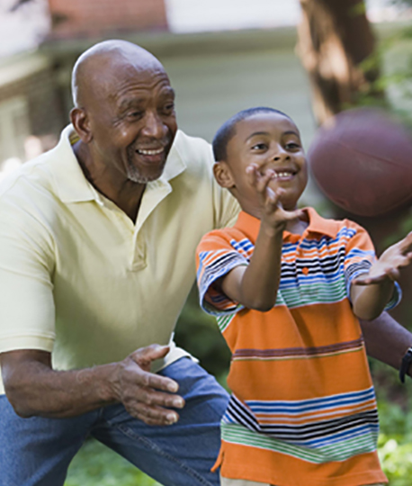 How to Use Sports and Hobbies to Bond with Grandkids